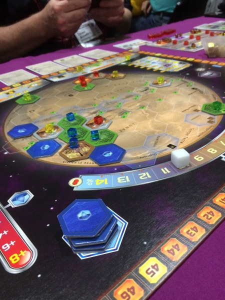 Terraforming mars  1